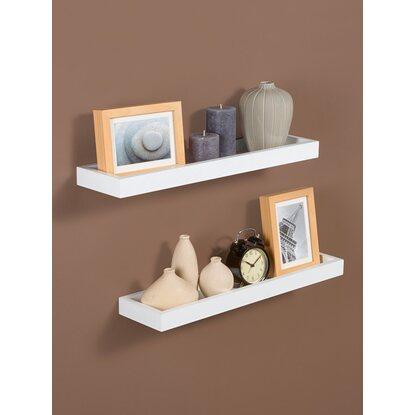 obi wandboard loire wei 40 cm x 15 cm x 4 cm kaufen bei obi. Black Bedroom Furniture Sets. Home Design Ideas