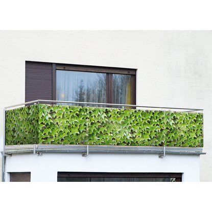 wenko sichtschutz wilder wein 85 cm x 500 cm kaufen bei obi. Black Bedroom Furniture Sets. Home Design Ideas