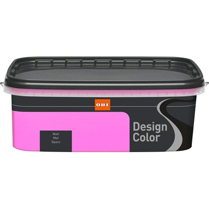 OBI Design Color Princess matt 2,5 l