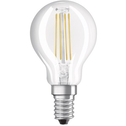 Osram LED-Lampe Mini-Ball E14 / 5 W (470 lm) Neutralweiß EEK: A+