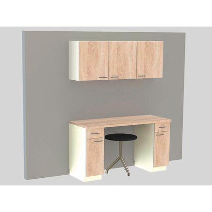 Küchen unterschrank ohne arbeitsplatte  Unterschrank Küche: Auszug Unterschrank Küche zerlegt mit 1 ...
