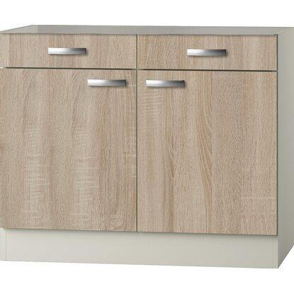 optifit unterschrank ohne arbeitsplatte kult padua 100 cm kaufen bei obi. Black Bedroom Furniture Sets. Home Design Ideas