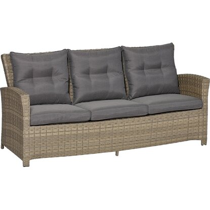 Lounge-Gartensofa Vermont Forest Jungle 3-Sitzer