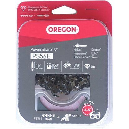 Oregon® Sägekette PowerSharp® 40 cm 56-tlg.