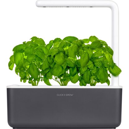 Emsa Indoor-Garten Smart Garden Click&Grow 3 Grau