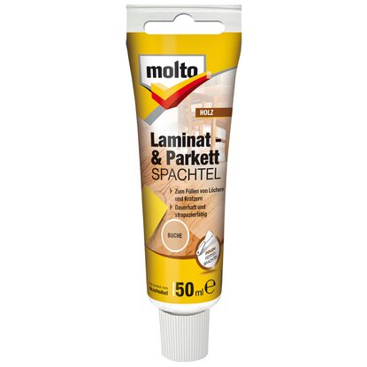 Molto Laminat- & Parkettspachtel Buche 50 ml