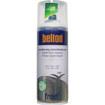 Belton Free Pu Wasserlack Grundierung Weiss Matt 400 Ml Kaufen Bei Obi