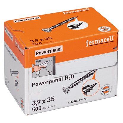 fermacell powerpanel schrauben 3 9 mm x 35 mm kaufen bei obi. Black Bedroom Furniture Sets. Home Design Ideas