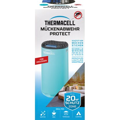 Thermacell® Mückenabwehr Protect Blau