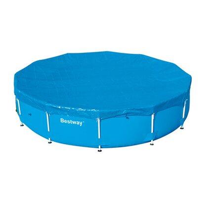 Pool abdeckplane f r 366 cm stahlrahmen pools kaufen bei obi for Abdeckplane pool obi