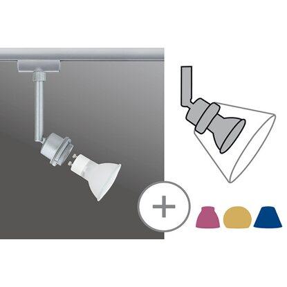 paulmann urail halogen set decosystems 4 x 40 w eek d kaufen bei obi. Black Bedroom Furniture Sets. Home Design Ideas