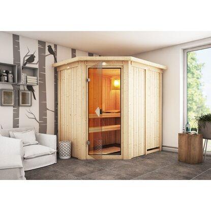 karibu sauna saja kaufen bei obi. Black Bedroom Furniture Sets. Home Design Ideas