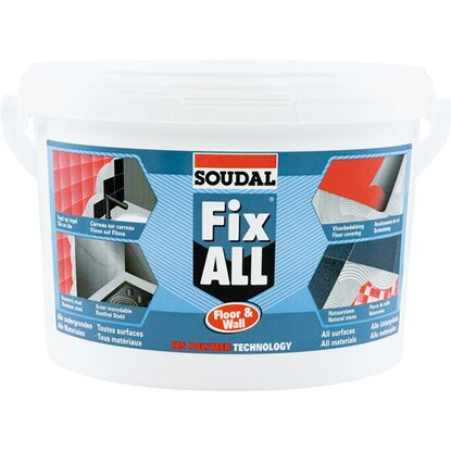 Soudal Fix All Floor & Wall 4 kg