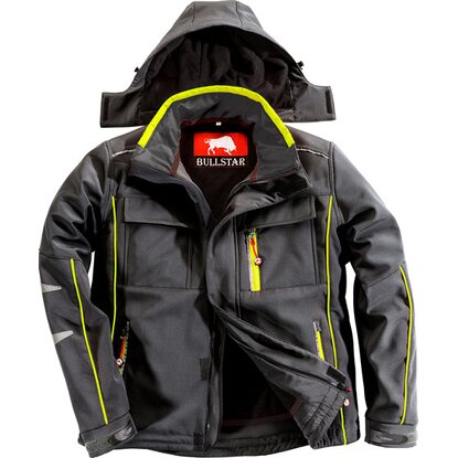 Bullstar Thermo-Softshelljacke Ultra