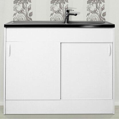respekta komplettsp le mit schiebet r ks50s 100 x 50 cm kaufen bei obi. Black Bedroom Furniture Sets. Home Design Ideas