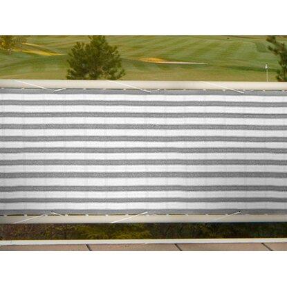Balkonverkleidung Grau Weiss 500 Cm X 90 Cm Kaufen Bei Obi
