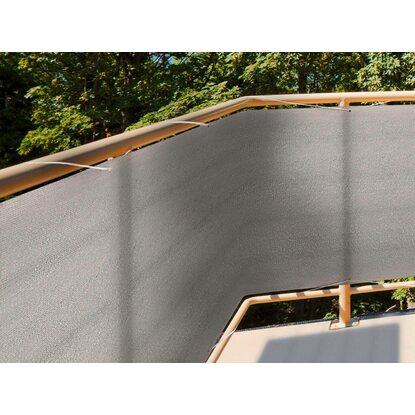 Balkonverkleidung Grau Anthrazit 500 Cm X 90 Cm Kaufen Bei Obi
