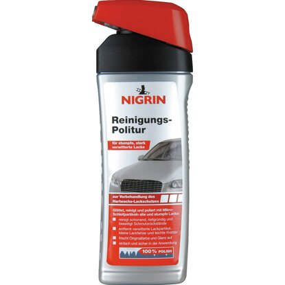 Nigrin Reinigungs-Politur 500 ml