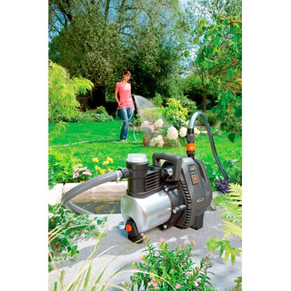 gardena premium gartenpumpe 6000 6 inox kaufen bei obi. Black Bedroom Furniture Sets. Home Design Ideas