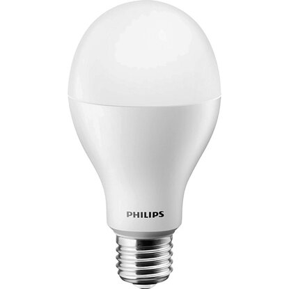 Philips LED-Lampe Glühlampenform E27 / 15 W (1.521 lm) Warmweiß EEK: A