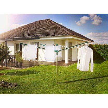 leifheit w schespinne linomatic 500 deluxe kaufen bei obi. Black Bedroom Furniture Sets. Home Design Ideas