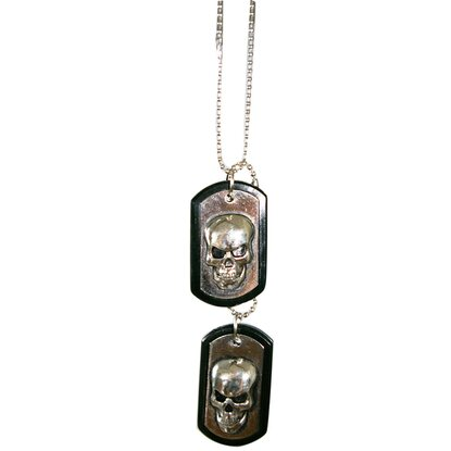 Airflair Lufterfrischer Dog Tags Black Out