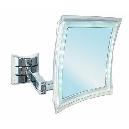 Bevorzugt LED-Wandspiegel mit 5-fach Vergrößerung und Dimmung kaufen bei OBI TA75