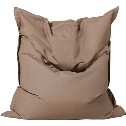 Madison Sitzsack Outdoor Panama Taupe 150 cm x 125 cm