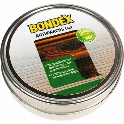 Bondex Antik-Wachs Transparent fest 250 ml