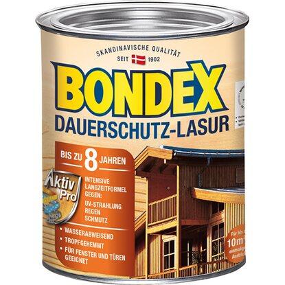bondex dauerschutz lasur eiche hell 750 ml kaufen bei obi. Black Bedroom Furniture Sets. Home Design Ideas