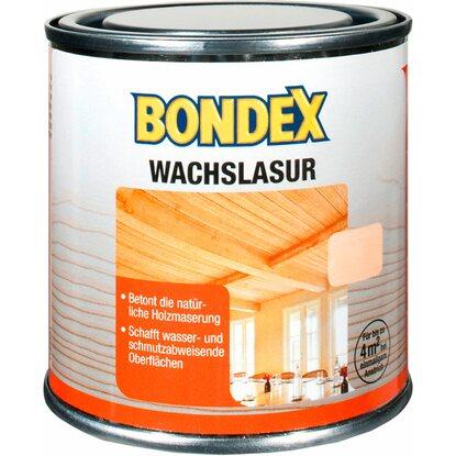 bondex wachs lasur hellbraun 250 ml kaufen bei obi. Black Bedroom Furniture Sets. Home Design Ideas