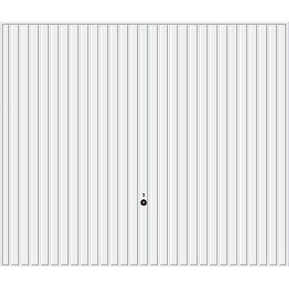 Super Hörmann Schwingtor Berry Pearlgrain Weiß 250 cm x 212,5 cm kaufen SK98