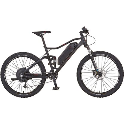 "REX E-Bike Alu-Full Suspension MTB 650B 27,5"" Graveler e9.7 Herren"
