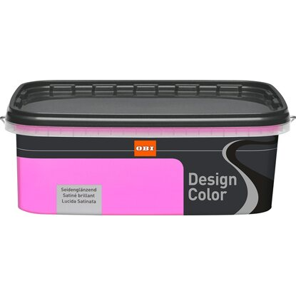 OBI Design Color Princess seidenglänzend 2,5 l
