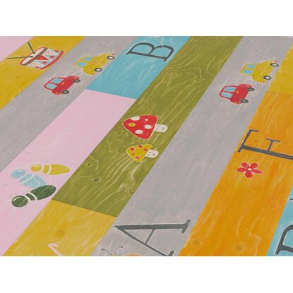 Laminatboden Design Floor Playground