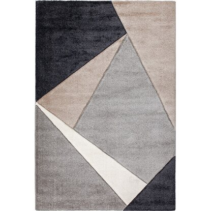 Obsession Teppich My Broadway 286 Taupe 80 cm x 150 cm