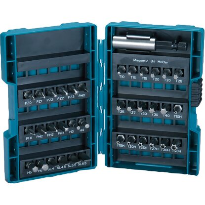 Makita Bit-Set 37-teilig B-28606
