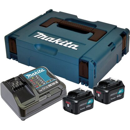 Makita Power Source Kit Li 12 V 4 Ah