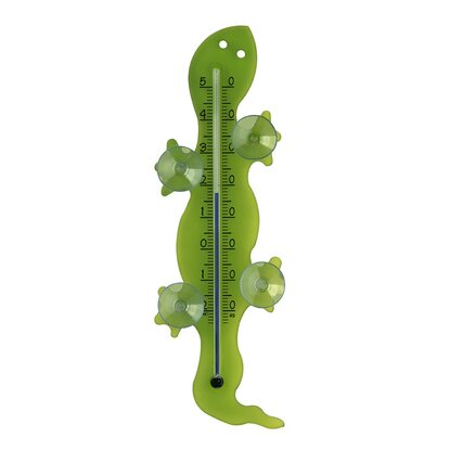 TFA Fenster-Thermometer Gecko