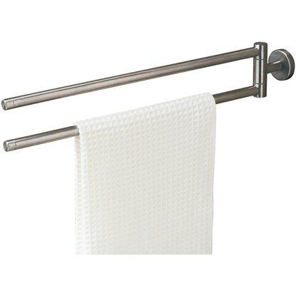 tiger handtuchhalter boston edelstahl geb rstet 2 armig 50 cm kaufen bei obi. Black Bedroom Furniture Sets. Home Design Ideas