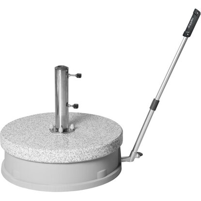 Doppler Expert Easy Move Granitsockel 45 kg