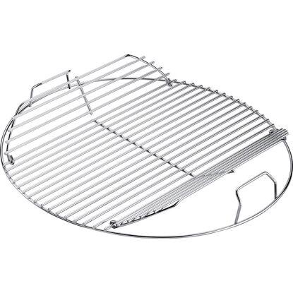 weber grillrost klappbar f r bbq 57 cm kaufen bei obi. Black Bedroom Furniture Sets. Home Design Ideas