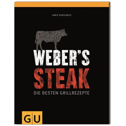 Webers Steak Buch