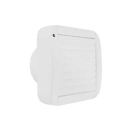 obi ventilator air style system 100 mit jalousie und timer kaufen bei obi. Black Bedroom Furniture Sets. Home Design Ideas