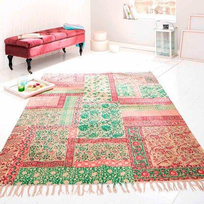 best of home teppich patchwork 170 cm x 240 cm kaufen bei obi. Black Bedroom Furniture Sets. Home Design Ideas