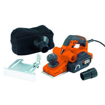Black+Decker Elektrohobel KW750K