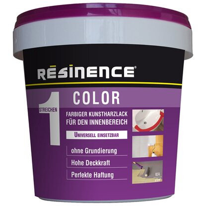 Resinence Color Epoxidharz Schiefergrau 500 ml