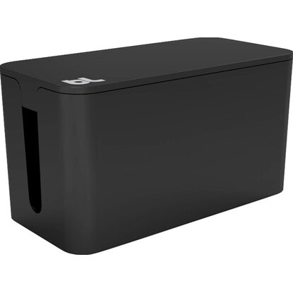 Bluelounge Cable Box Large Schwarz