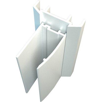 schulte profil f r badewannenaufs tze serie komfort alpinwei kaufen bei obi. Black Bedroom Furniture Sets. Home Design Ideas