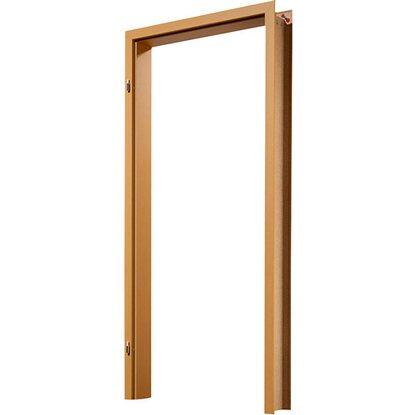 zarge cpl buche holznachbildung 86 cm x 198 5 cm x 14 cm anschlag links kaufen bei obi. Black Bedroom Furniture Sets. Home Design Ideas